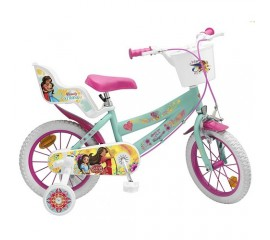 Bicicleta copii 14 inch Elena de Avalor