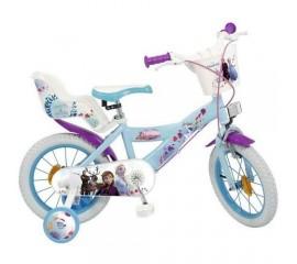 Bicicleta 14 inch Frozen 2 - Toimsa