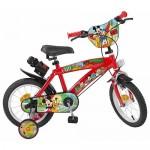 "Bicicleta 14"" Mickey Mouse Club House, pentru baieti"