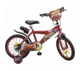 """Bicicleta pentru copii 16"""" Cars"""