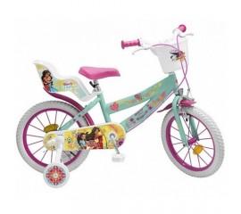Bicicleta copii 16 inch Elena de Avalor