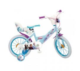 Bicicleta 16 inch Frozen 2 - Toimsa