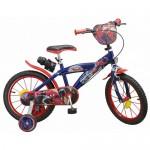 Bicicleta 16 inch Spiderman