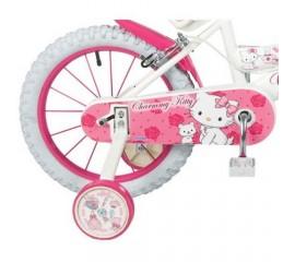"""Bicicleta pentru copii 16"""" Charmmy Kitty"""