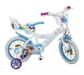 """Bicicleta copii 14"""" Frozen"""