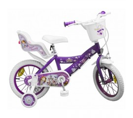 "Bicicleta copii 14"" Sofia the First"