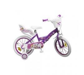 "Bicicleta copii 16"" Sofia the First"