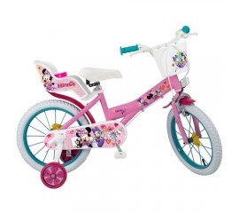 Bicicleta copii 16 inch Minnie Mouse