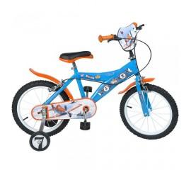 """Bicicleta pentru copii 14"""" Planes"""