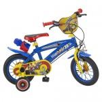 "Bicicleta 12"" Mickey Mouse Club House, pentru baieti"