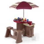 Bucatarie de exterior Grill & Play Patio Café