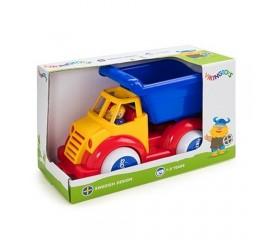 Camion cu 2 figurine - Super