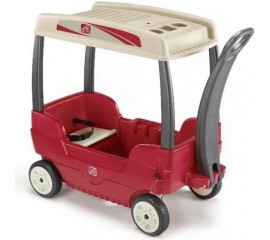 Carucior cu 2 locuri Canopy Wagon