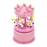 Carusel muzical - pink