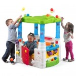 Casuta cu bile Wonderball Fun House