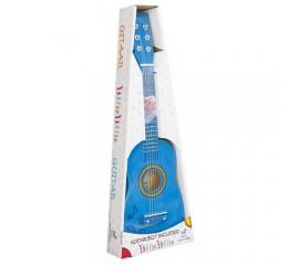 Chitara albastra pentru copii