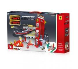 Circuit Auto Ferrari + 2 Masinute 1:64