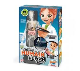 Corpul uman - 12 experimente NEW