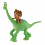 Figurina Arlo cu Spot - The Good Dinosaur