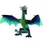 Figurina Dragon turcoaz
