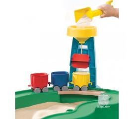 Joc cu apa si nisip - Transportation Station