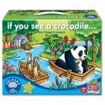 Joc de societate Fereste-te de crocodili