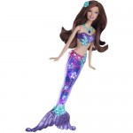 Barbie Sirena Sclipitoare  - Barbie Satena