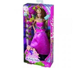 Barbie in rochie de bal