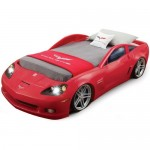 Patut Corvette - Patut in forma de masina