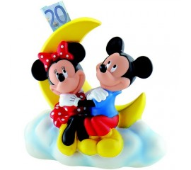 Pusculita - Mickey&Minnie Mouse