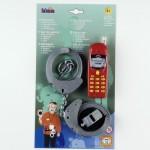 Jucarie - Set 3 accesorii politie