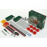 Set constructie 11 modele Masina Bosch Ixolino