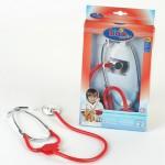 Jucarie Stetoscop metalic pentru copii