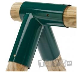 Coltar forma rotunda 100/80 verde Smartline