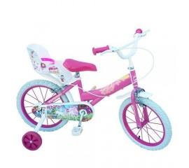 Bicicleta copii 16 inch Mia & Me