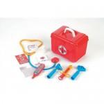 Jucarie Cutie DOCTOR - Trusa medicala cu accesorii