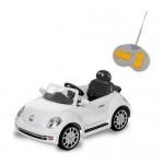 Masinuta electrica Maggiolino Volkswagen Alb - Biemme