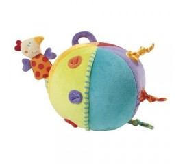Minge cu sunete - Brevi Soft Toys BV097245