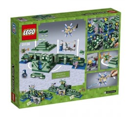 Monumentul din ocean LEGO Minecraft