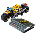Motocicleta de cascadorie LEGO Technic
