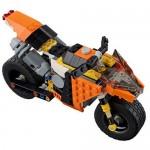 Motocicleta de oras LEGO Creator