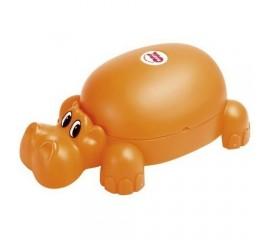 Olita Hipopotam Portocaliu - OKBaby