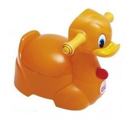 Olita Quack Portocaliu - OKBaby