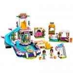 Piscina de vara din Heartlake LEGO Friends