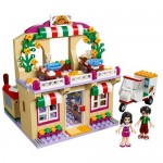 Pizzeria Heartlake LEGO Friends