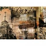 Puzzle Amintiri Din Paris, 1000 Piese