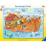 Puzzle Arca Lui Noe, 48 Piese