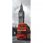 Puzzle Autobuz Londonez, 170 Piese