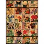Puzzle Flori, 500 Piese