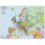 Puzzle Harta Politica A Europei, 500 Piese